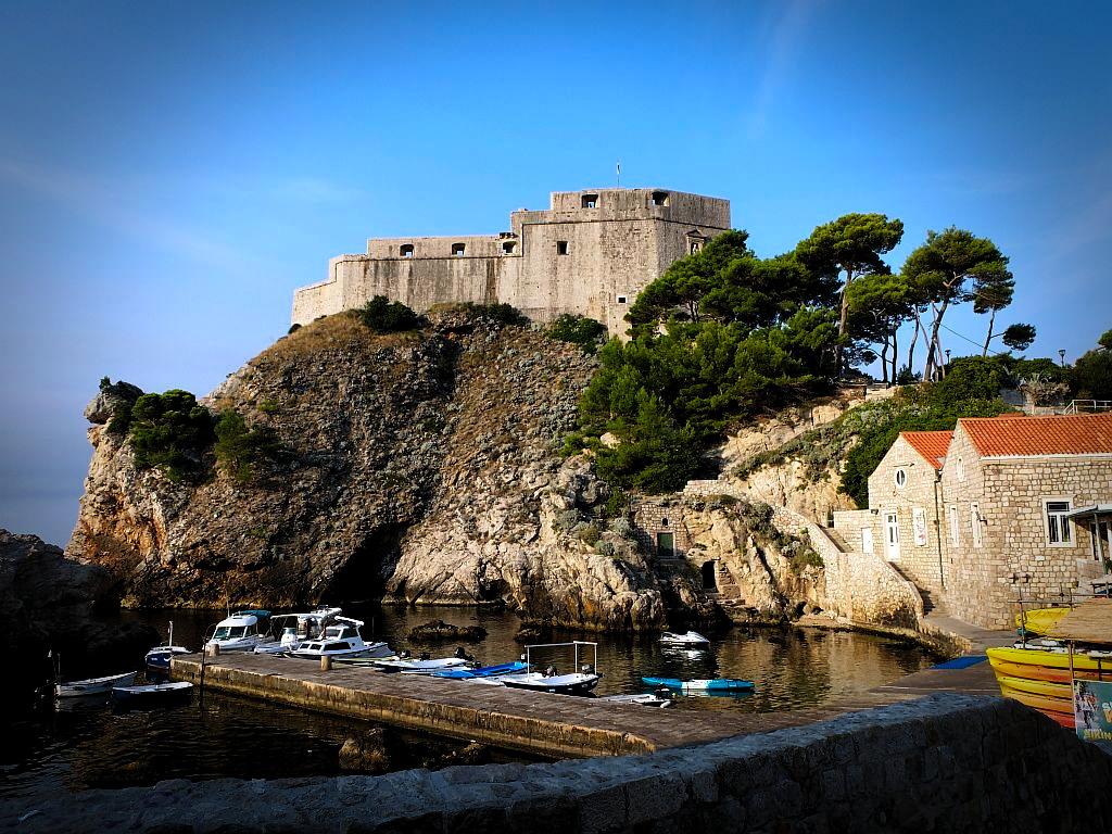 How is Dubrovnik like King's Landing