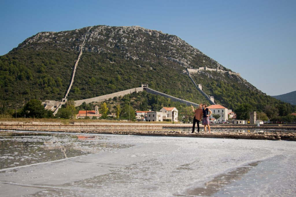 Exploration of Peljesac Peninsula wine country starts in Ston